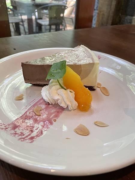 苗栗餐廳綠葉方舟甜點