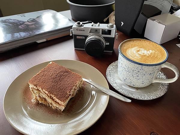 台北大稻埕咖啡:沙丘