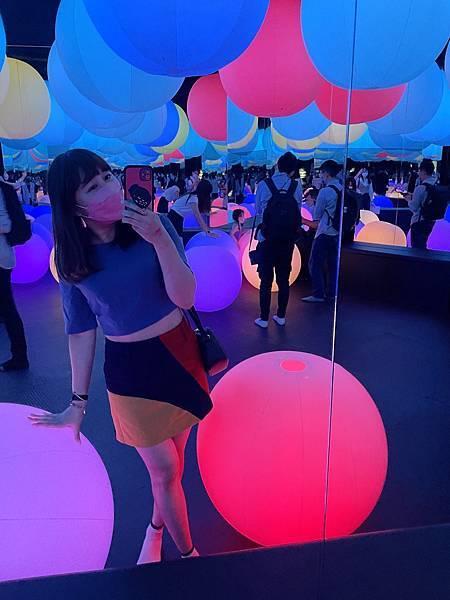 teamLab 台北2021展覽 特色