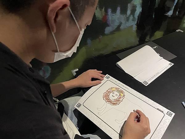 teamLab 台北2021 互動式展覽