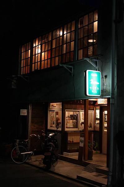 鴨川咖啡館01