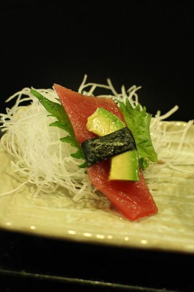 鮪魚+酪梨