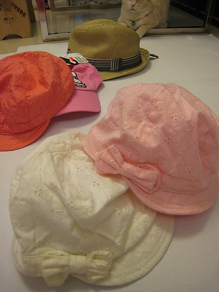 女孩兒雷絲帽 528200 -2.JPG