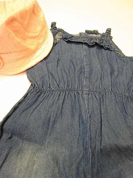 女孩兒單寧連身褲 948080 -2.JPG