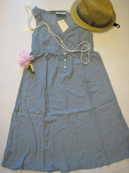 夏日單寧風短洋裝 472660.JPG