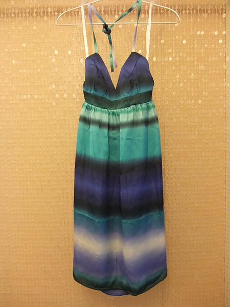 低胸漸層性感洋裝 344540-1.JPG