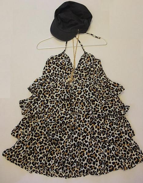 豹紋性感小洋裝 527120 -2.JPG