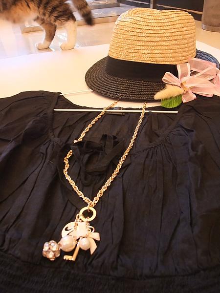 黑色罩衫 264230-2.JPG