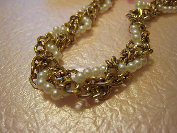 金色珍珠鍊髮圈 889580 -2.JPG