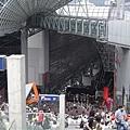 JR京都駅內