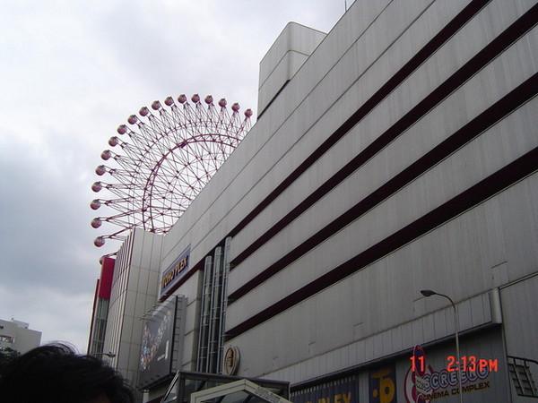 巨型摩天輪