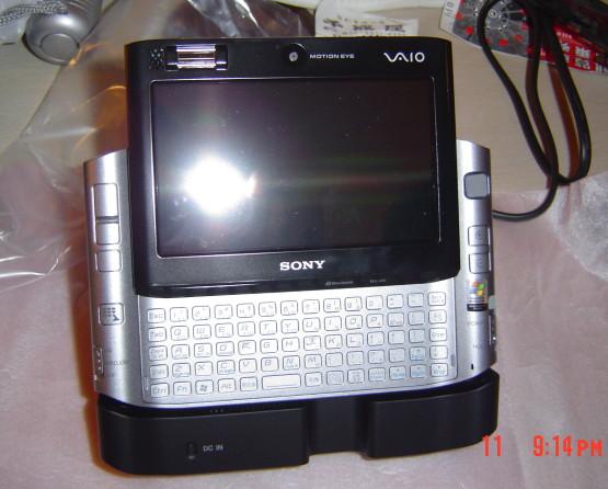 SONY超小電腦