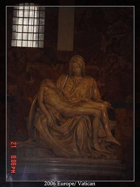 1021 義大利,梵諦岡