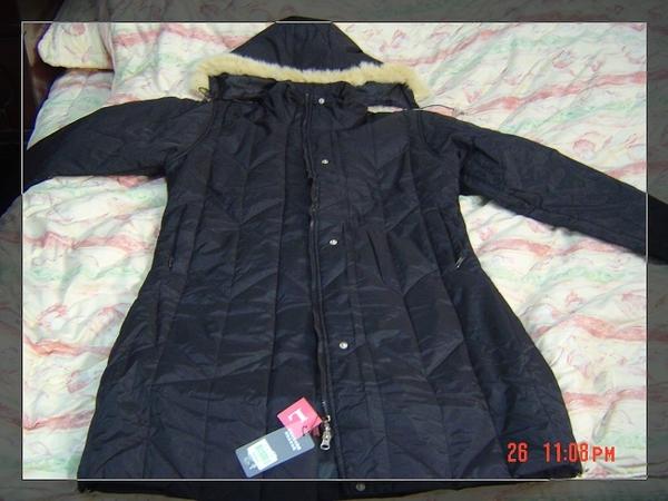 20061226 老媽送的外套