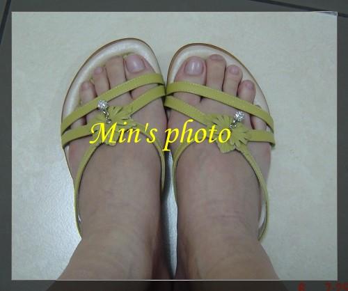 MAGY--綠色拖鞋 NT$790