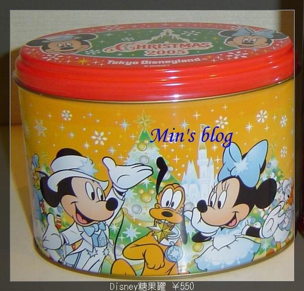 Disney糖果罐 ¥550