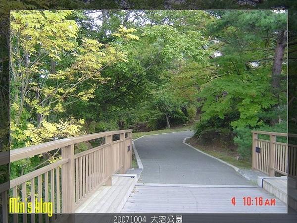 20071004 大沼公園
