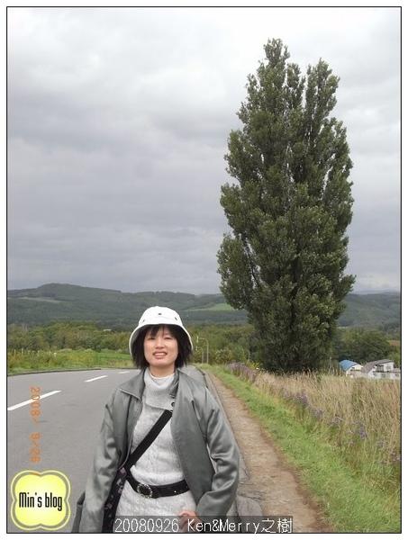 20080926 Ken&Merry之樹