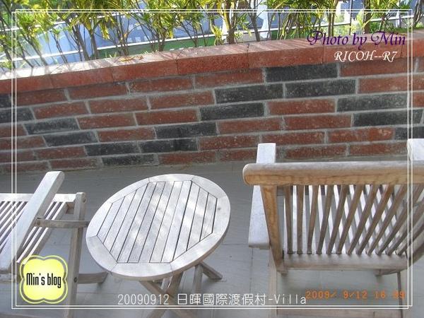 R0018925 日暉國際渡假村-Villa 2F陽台.JPG