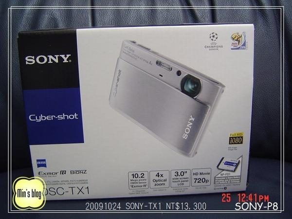 DSC02428 SONY-TX1 NT$13,300 20091024.JPG