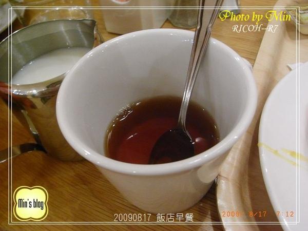 R0017464 飯店早餐-好喝的茶.JPG