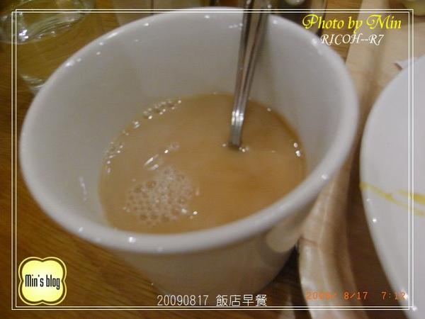 R0017465 飯店早餐-好喝的茶.JPG