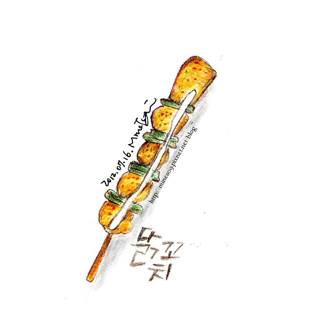 0716雞肉串