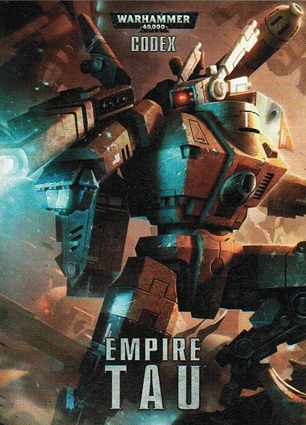 Tau Codex Cover