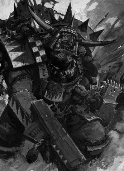 歐克蠻人戰爭頭目