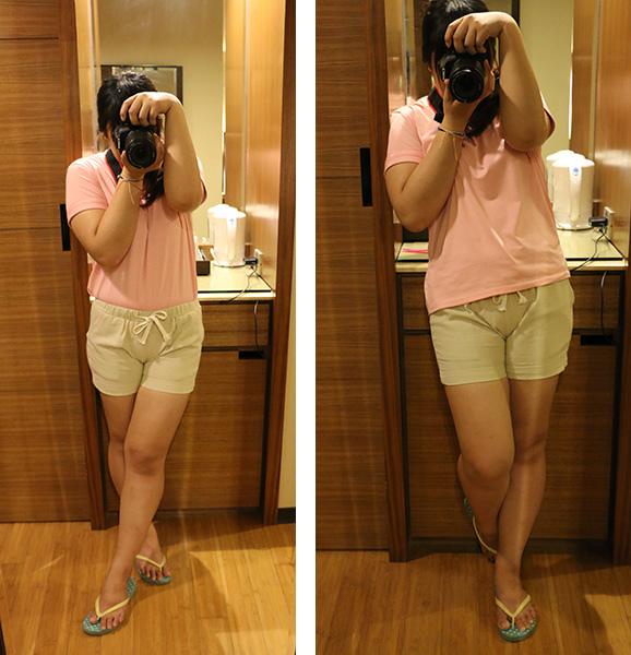棉麻短褲8
