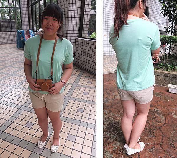 棉麻短褲5