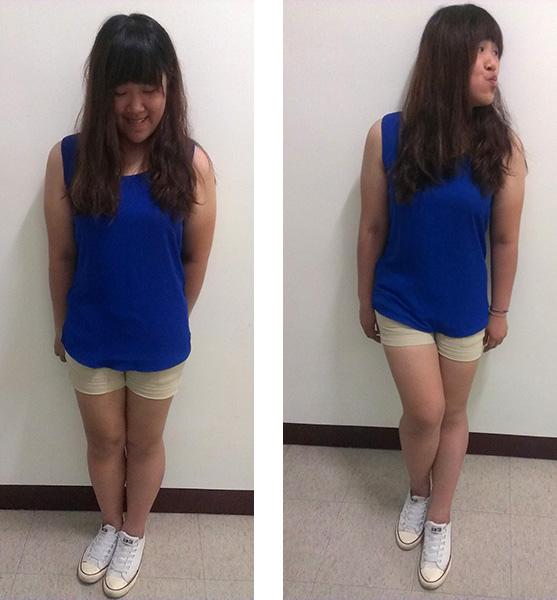 棉麻短褲6