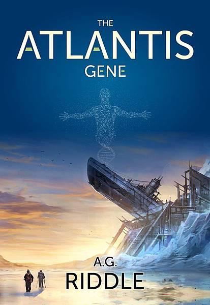 亞特蘭提斯基因平面