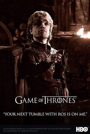 Game of Thrones s02 海報 (1)