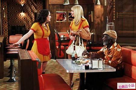 Two Broke Girls 1x21 (2)