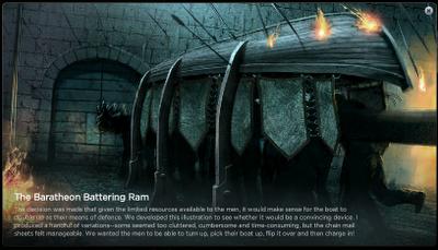 Baratheon Battering Ram