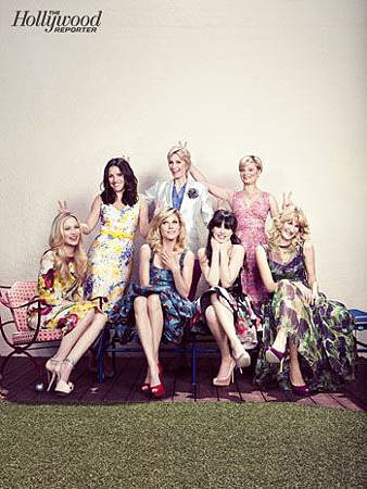 Emmys 2012 Comedy Actress Roundtable (26)