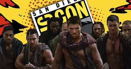 Comic-Con 2012 Spartacus-War of the Damned (10)