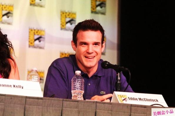 Comic-Con 2012 Warehouse 13 (1)