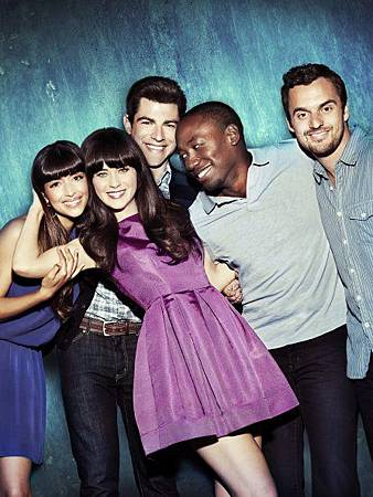 New Girl S02 cast (8)