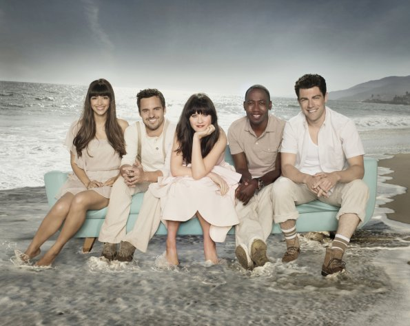 New Girl S02 cast (9)