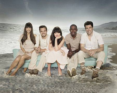 New Girl S02 cast (9)