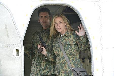 Covert Affairs 3x11 (1)