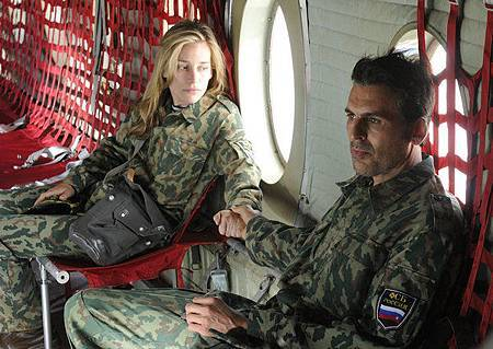 Covert Affairs 3x11 (2)