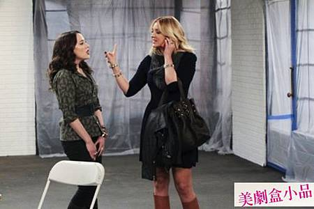Two Broke Girls 2x9 (1)