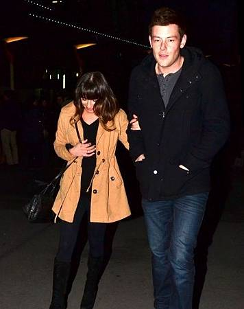 lea-michele-cory-monteith-movie-date-12192012-11-435x580