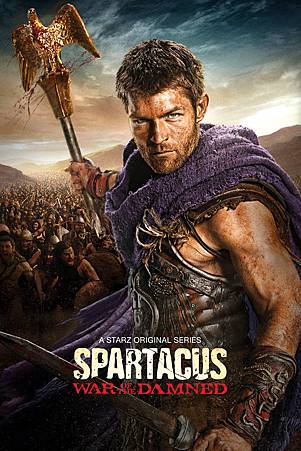 Spartacus War Of The Damned S03 CAST (1)