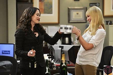Two Broke Girls 2x19 (1)