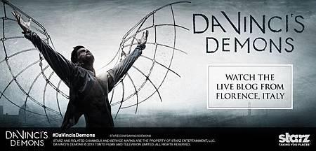 Da Vinci's Demons s01 cast (17)