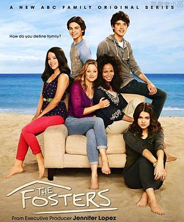 The Fosters S01cast-1